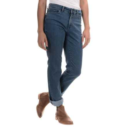 Lexington Jeans - Straight Leg (For Women) in Blue - 2nds