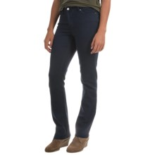 Lexington Jeans - Straight Leg (For Women) in Navy - 2nds