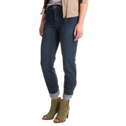 Lexington Lightweight Straight-Leg Jeans (For Petite Women) in Denim Blue - 2nds