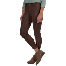 Lexington Straight Leg Jeans (For Women) in Chocolate - 2nds