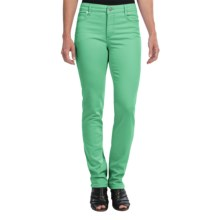 Lexington Straight Leg Jeans (For Women) in Mint Green - 2nds