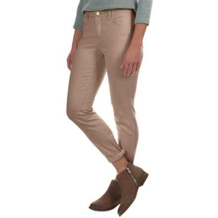 Lexington Straight Leg Jeans (For Women) in Tan - 2nds