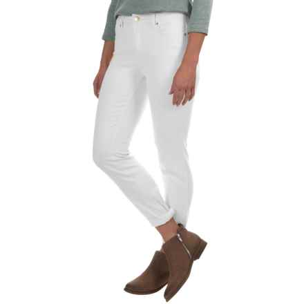 Lexington Straight Leg Jeans (For Women) in White - 2nds