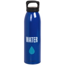 Liberty Bottle Works Water Bottle - 24 fl.oz., Recycled Materials in Water - Closeouts