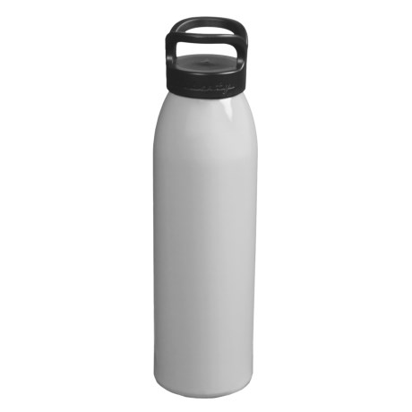Liberty Bottle Works Water Bottle - 24 fl.oz., Screw Top, BPA-Free in Pure