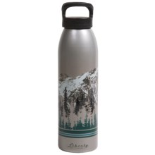 Liberty Bottle Works Water Bottle - 24 oz., BPA-Free, Artist Collection in Ascent - Closeouts