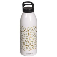 Liberty Bottle Works Water Bottle - 32 oz., BPA-Free, Graphic Collection in Appleicious - Closeouts