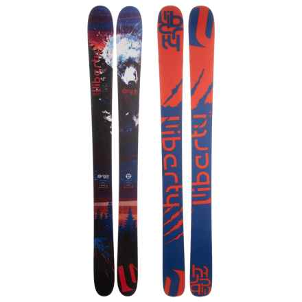 Liberty Skis Origin 116 Skis in See Photo - Closeouts