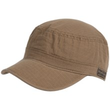 Life is good® Campout Cadet™ Hat  (For Men and Women) in Nutty Brown - Closeouts