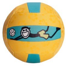 Life is good® Good Times™ Volleyball in Sunny Yellow - Closeouts