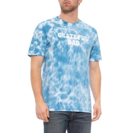 479b56b8b41b8d Life is good® Grateful Dad Crusher T-Shirt - Short Sleeve (For Men