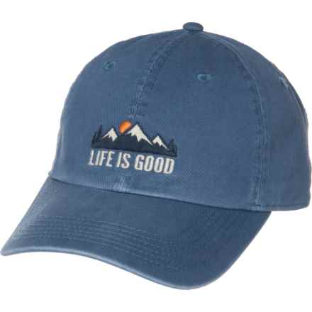 80e2a6ff979 Life is good® LIG Mountains Chill Cap (For Boys) in Vintage Blue -