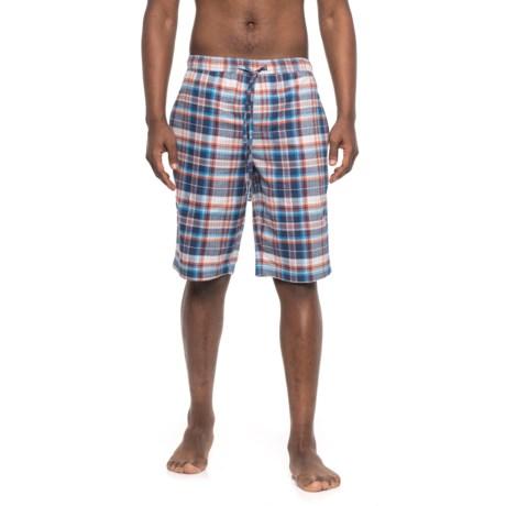 Life is good® Plaid Sleep Shorts (For Men)