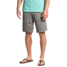 Life is good® Square Knit Beach Shorts (For Men) in Slate Grey - Closeouts