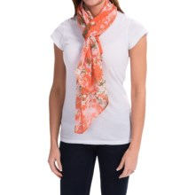 Life is good® Summer Scarf (For Women) in Chili Red Camo - Closeouts