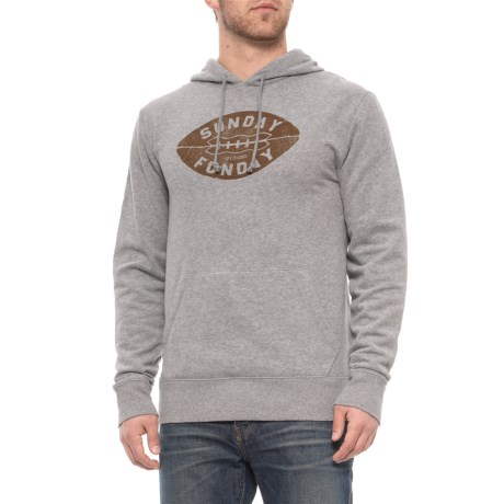 83ac93bf264 Life is good® Sunday Funday Football Go-To Hoodie (For Men) - Save 81%