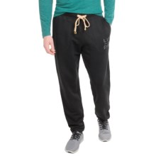 Life is good® Terry Joggers (For Men) in Night Black - Closeouts