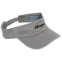 Life is good® Visor (For Women) in Winter Gray Lig - Closeouts