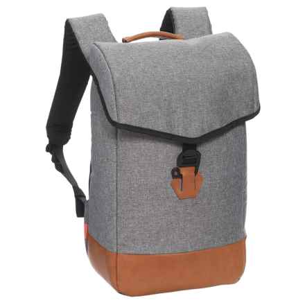 LIFEPACK Daily Hustle Backpack in Vintage - Closeouts