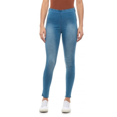 Light Denim Easy Goes It Jeans (For Women)