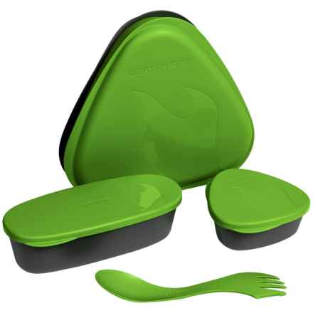 Light My Fire Lunch Kit - BPA-Free in Green - Closeouts