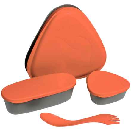 Light My Fire Lunch Kit - BPA-Free in Orange - Closeouts