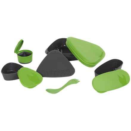 Light My Fire MealKit 2.0 in Green - Closeouts
