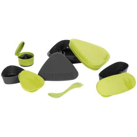 Light My Fire MealKit 2.0 in Lime - Closeouts