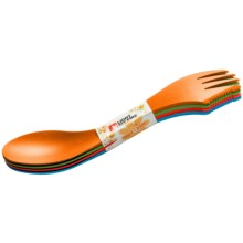 Light My Fire Spork Set - 4-Pack in Asst - Closeouts