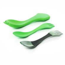 Light My Fire Ultimate Spork Kit in Green - Closeouts
