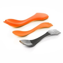 Light My Fire Ultimate Spork Kit in Orange - Closeouts