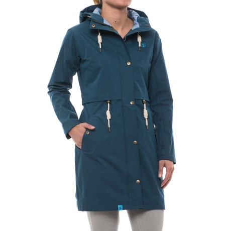 Lighthouse Rayna Jacket (For Women) in Midnight