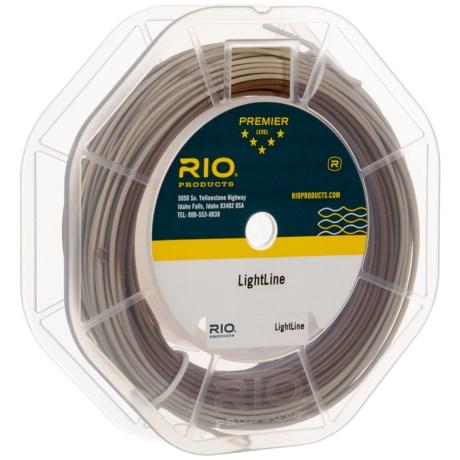 Lightline Freshwater Fly Line – Weight Forward, 6wt