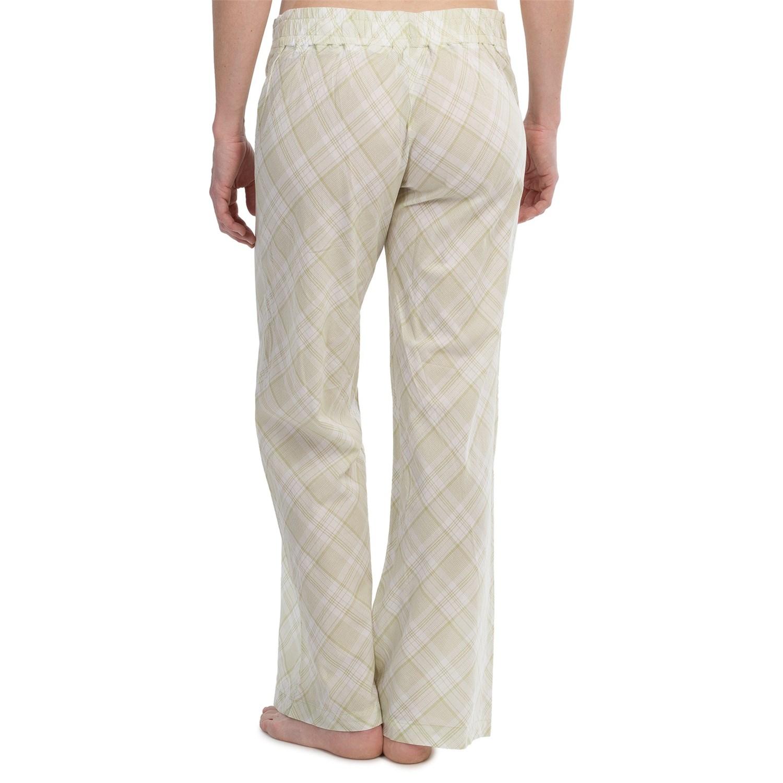 Perfect Cotton-summer-thin-women-s-casual-pants-elastic-waist-khaki-pants-x7670.jpg