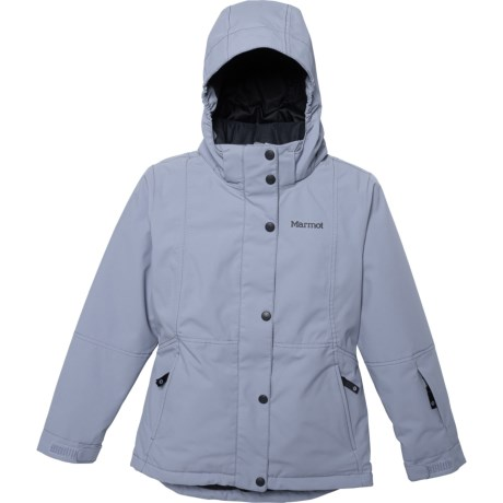 Lilac Nakiska Jacket - Waterproof, Insulated (For Girls) - LILAC (L )
