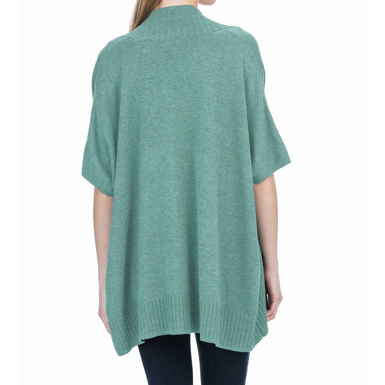 Lilla P Open Shawl Cardigan Sweater (For Women)