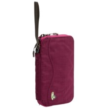 Lilypond Cypress Wallet - Wrist Strap (For Women) in Apline Berry - Closeouts