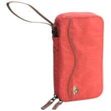 Lilypond Cypress Wallet - Wrist Strap (For Women) in Persimmon - Closeouts