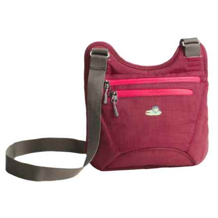 Lilypond Daybreak Shoulder Bag (For Women) in Alpine Berry - Closeouts