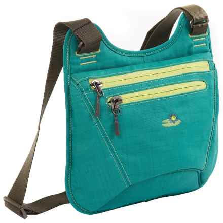 Lilypond Daybreak Shoulder Bag (For Women) in Glacier - Closeouts