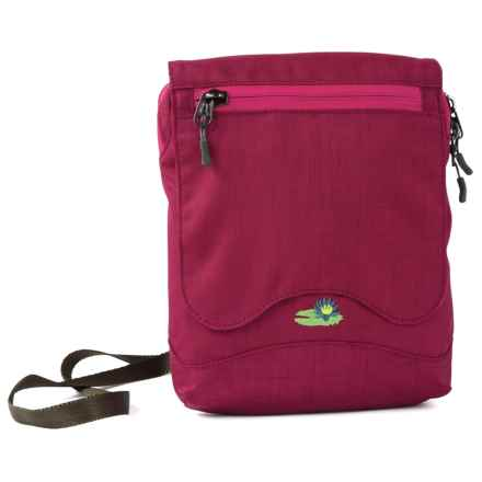 Lilypond Lobo Shoulder Bag (For Women) in Alpine Berry - Closeouts