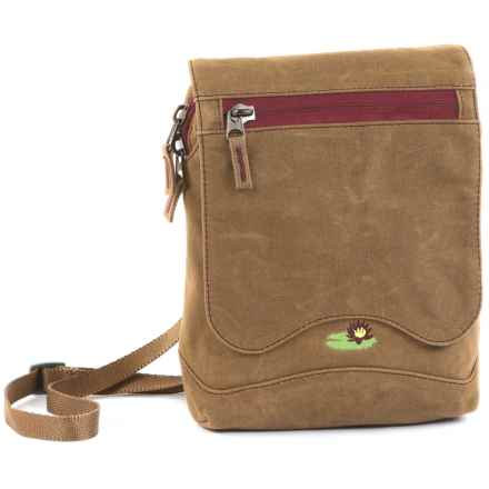 Lilypond Lobo Shoulder Bag (For Women) in Earth/Berry - Closeouts