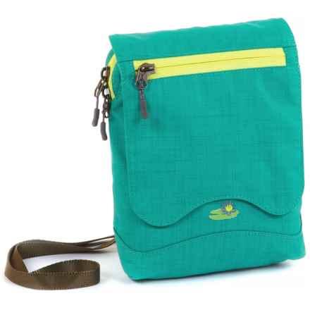 Lilypond Lobo Shoulder Bag (For Women) in Glacier - Closeouts