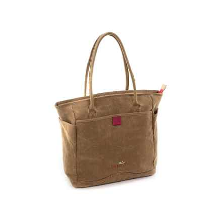 Lilypond Magnolia Handbag (For Women) in Earth/Berry - Closeouts