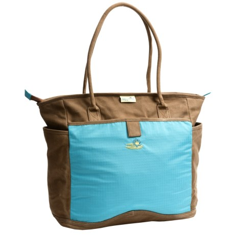 Lilypond Magnolia Handbag Recycled Materials (For Women)
