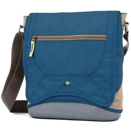 Lilypond Rainshower Bag in Mariner Blue - Closeouts