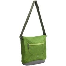 Lilypond Rainshower Bag in Meadow Grass - Closeouts