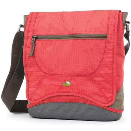 Lilypond Rainshower Bag in Persimmon - Closeouts