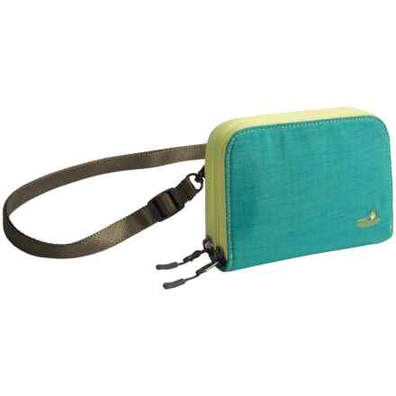 Lilypond Savannah Wallet - Shoulder Strap (For Women) in Glacier - Closeouts