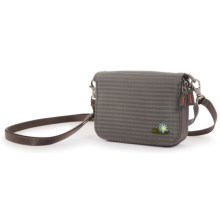 Lilypond Savannah Wallet - Shoulder Strap (For Women) in Nightfall - Closeouts